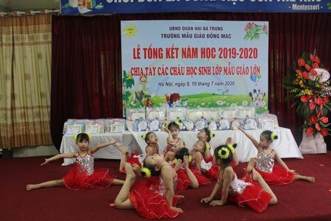 Nhảy Happy MGN B1 2019-2020